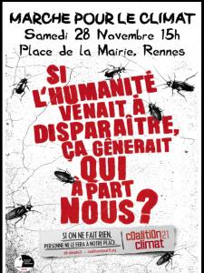 RENNES 28 11 15 MARCHE POUR LE CLIMAT